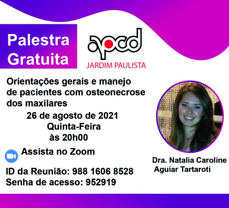 Dra. Natalia Caroline